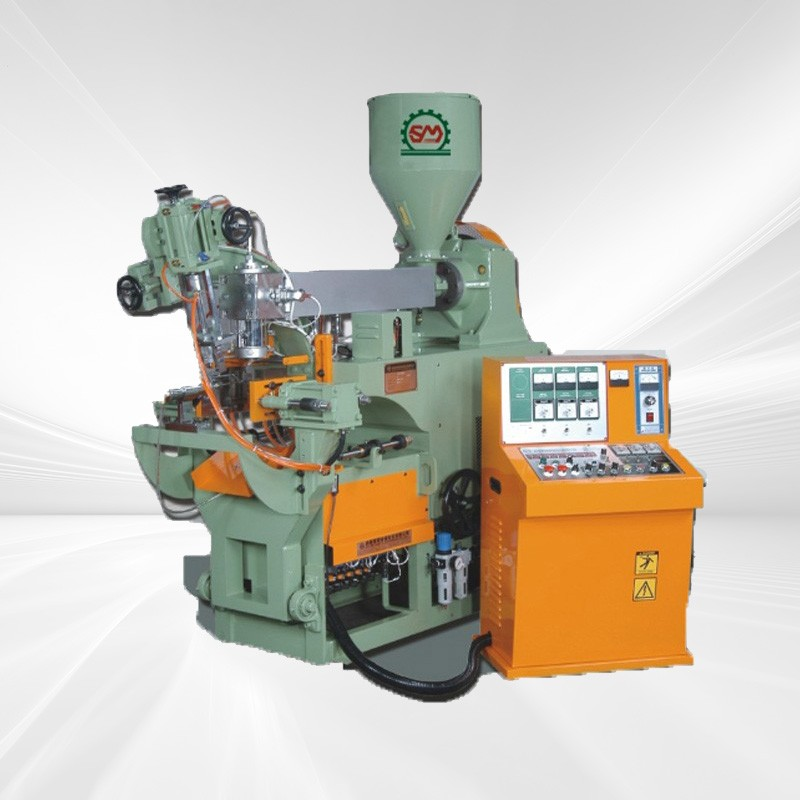 Small hollow molding machine